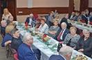 Seniorzy łamali się opłatkiem -  13 grudnia 2017